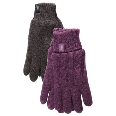 Ladies Heat Holders Gloves