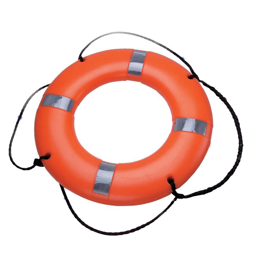 24″ Orange Ring Buoy