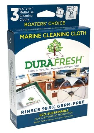 DuraFresh Marine 3-Pk Cleaning Cloth