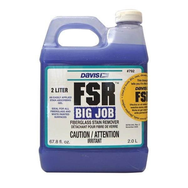 Fiberglass Stain Remover