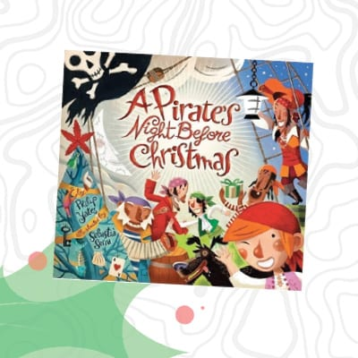 A PIRATE'S NIGHT BEFORE CHRISTMAS BOOK