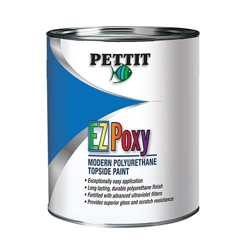 Pettit EZ Poxy Dark Blue Topside Paint