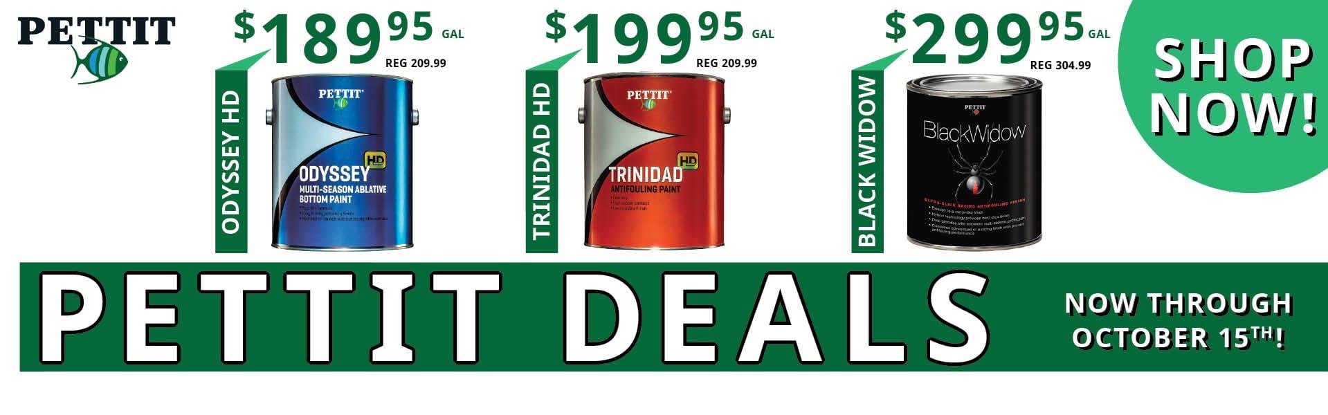 Pettit Deals