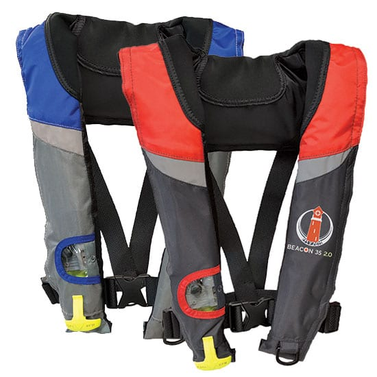 Beacon 2.0 Inflatable PFDs