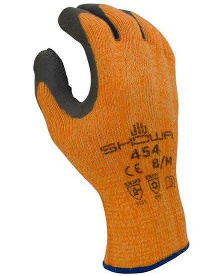 SHOWA Atlas 454 Rubber Coated Gloves