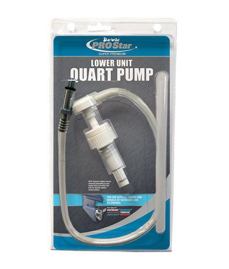 Lower Unit Pump for Quart Container